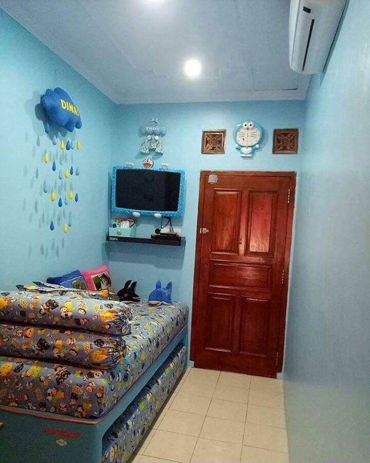 kids room doraemon
