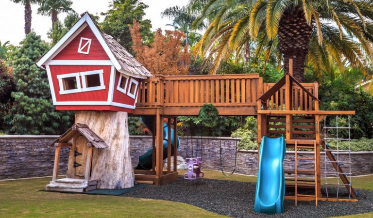 DIY Your Dream Treehouse For Your Future Crib