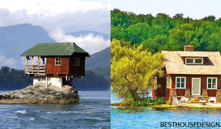 Would You Live In Any Of These Secluded Houses?