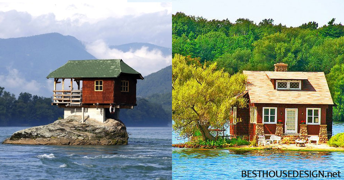 secluded houses