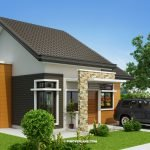 Small House Plan Designed For Just 60 Square Meters
