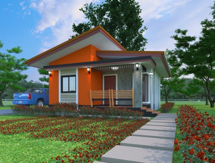 8+ Photos of Elegant Small House Design On A Budget ...