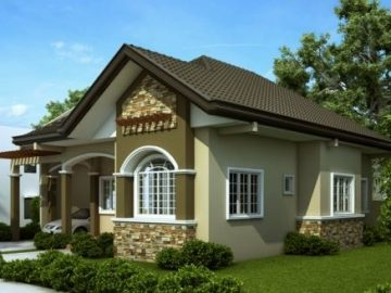 bungalow design 1