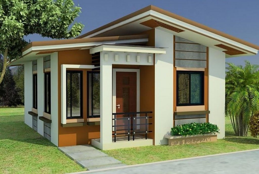 Modern Small House Japanese Style Design With Elegant