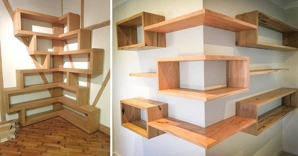 20+ Photos of Wooden Shelves Ideas You'll Love for Your Home