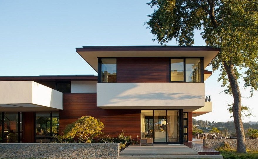 25 Flat Roof Houses Youll Want For Your Own  Best House