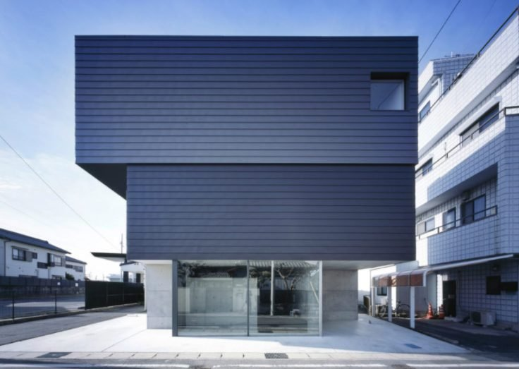 Gaze in Obu, Japan by APOLLO Architects