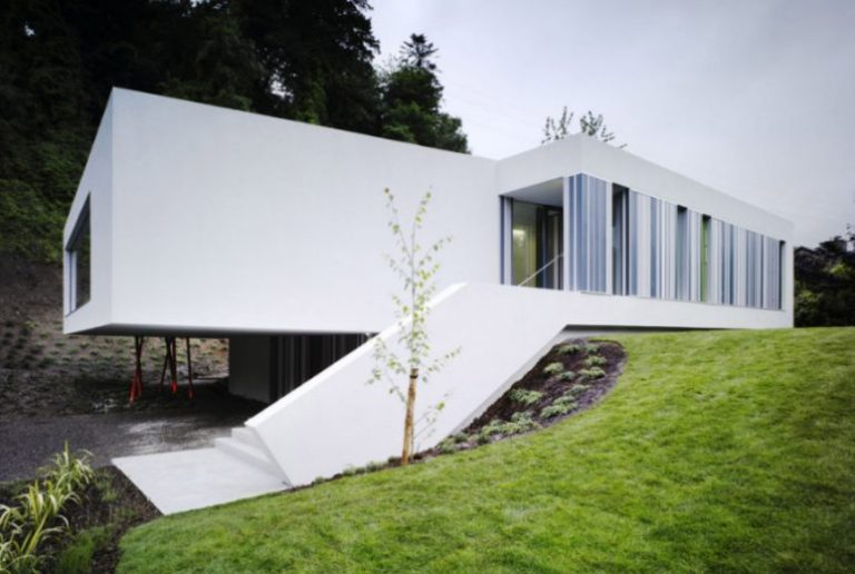 Dwelling at Maytree in Co. Wicklow, Ireland by ODOS Architects