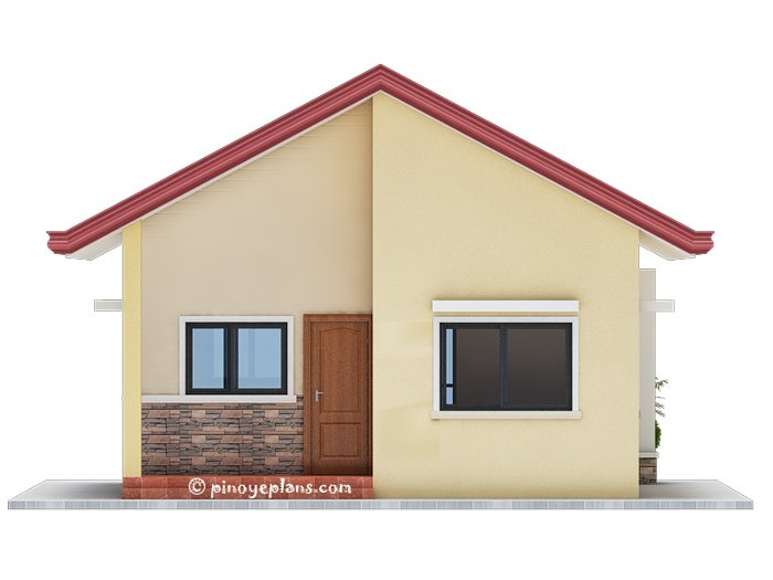3-Bedroom Single Storey House Design 6