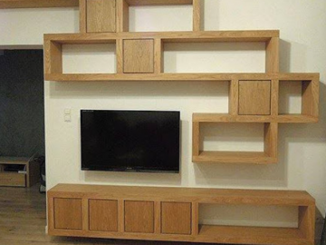 Wooden Shelves Ideas