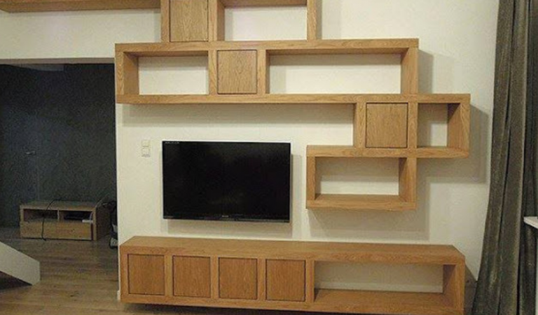 23 Wooden Shelves Ideas You'll Love for Your Home