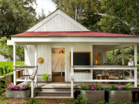 Budget-Friendly Tiny Cottages And Log Cabin Ideas