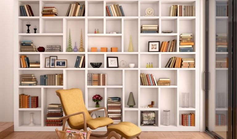 20+ Ideas for Open Shelves That Will Help Bring Order to Your Room