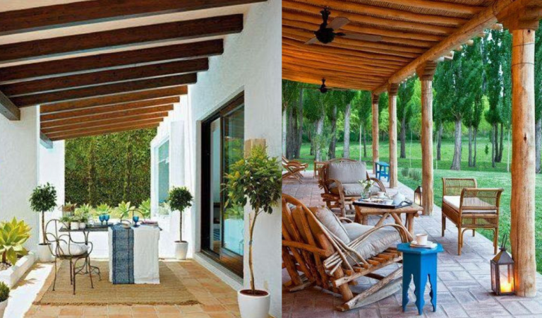 8 Photos Of Gorgeously Built Outdoor Patio
