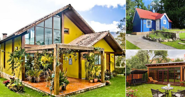 10 Photos Of Beautiful Houses That Will Steal Your Heart