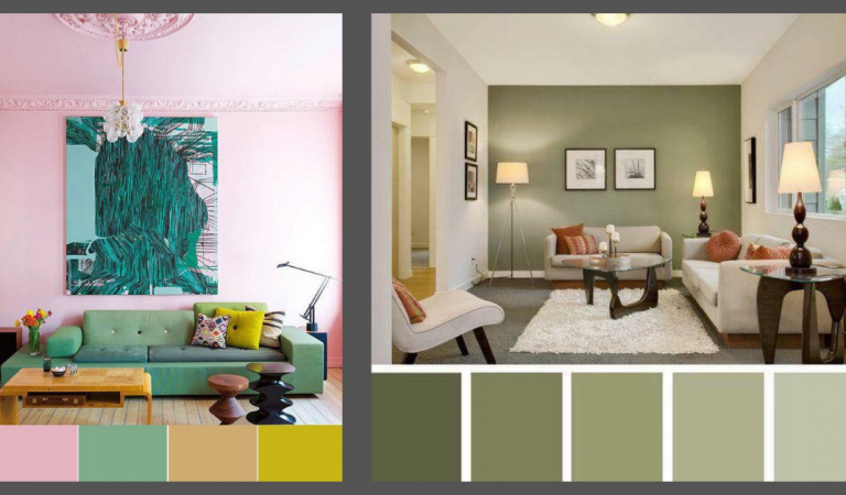 Color Combinations Ideas You Can Use for Your Home