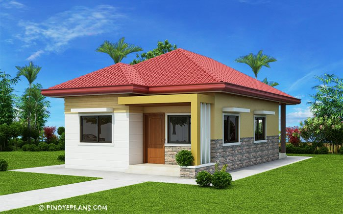 Elegant 3-Bedroom House Design With Budget Estimates