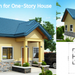 House Design for One-Story House
