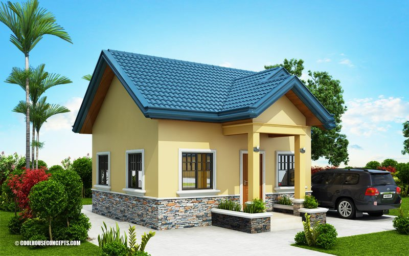 House Design for One-Story House 2