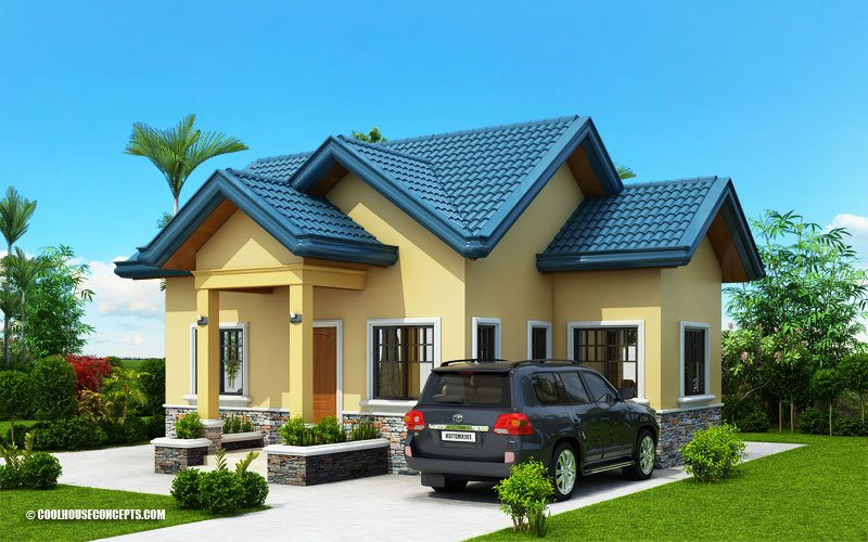 House Design for One-Story House 3