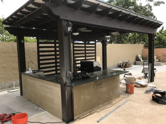 Outdoor Kitchens 11