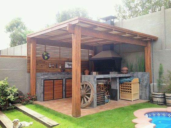 Outdoor Kitchens 3