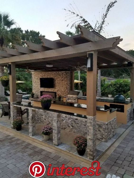 Outdoor Kitchens 8