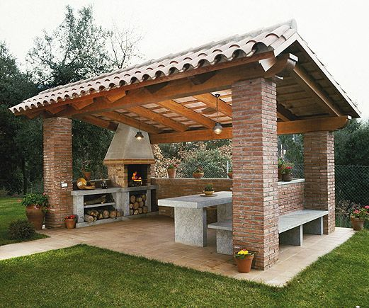 Outdoor Kitchens 9