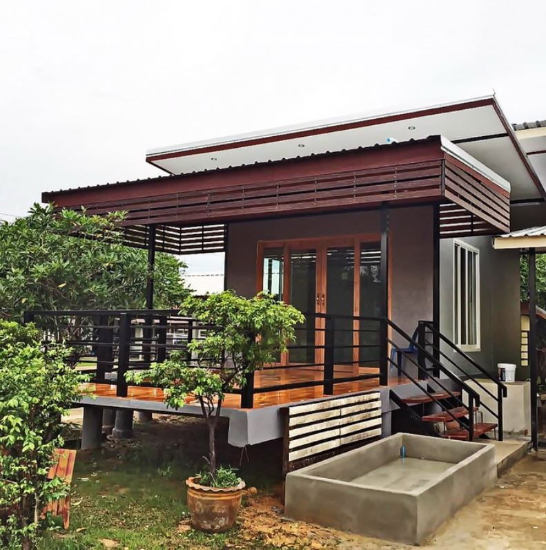 budget friendly small house