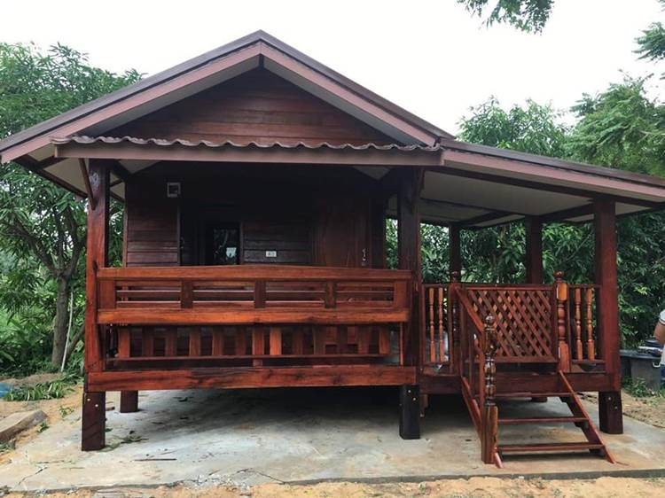 Charming Thai-Style front