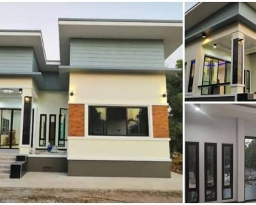 Stylish Modern House with 3 Lovely Bedrooms & 2 Bathrooms
