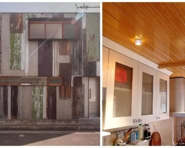 Shabby House Hides Impressive Interiors that Wow Netizens