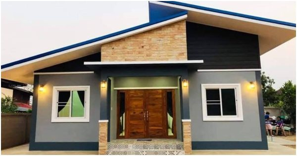 Cool House with Modern Features