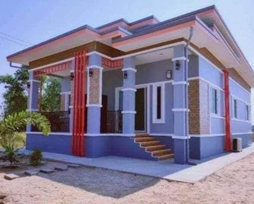 Charming 1-Story House with 3 Bedrooms (Contemporary Design)
