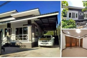 2-Bedroom House with Lovely Carport