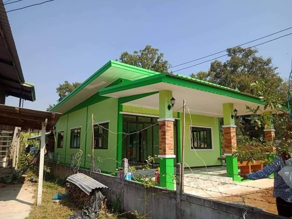 Green House with different view