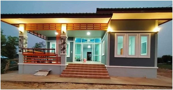 Modern Dream House Design 3 Bedrooms and 2 Bathrooms